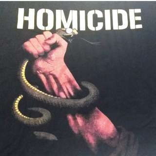 Tee Homicide - Illsurrekshun