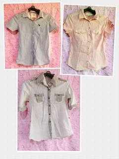 3 blouses for 250