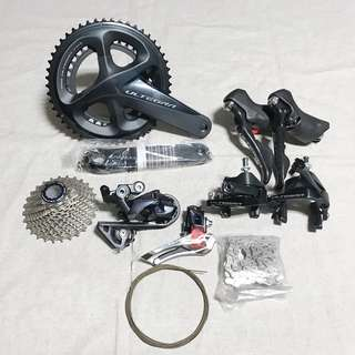 Shimano Ultegra R8000 Groupset Special Promo