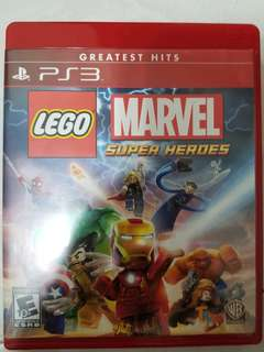 PS3 - Lego Marvel super heros