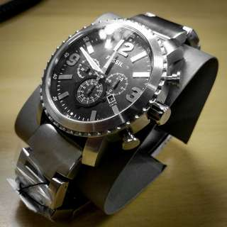 Fossil and Armani Exchange Watches for Men