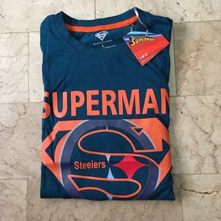 Marvel Superman Shirt Authentic Quality
