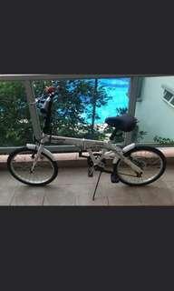 Foldable bike / bicycle