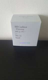 BNIB Laneige BB Cushion Whitening SPF 50+ PA+++