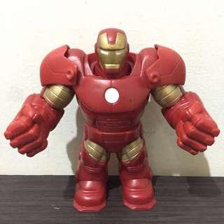 Action Figure Iron Man - Hasbro (Original-Authentic)