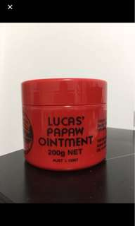 Lucas Papaw Ointment 200mg