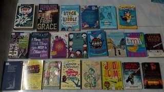 English anda Malay Novel