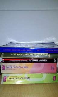 PH ACCOUNTING BOOKS 1 SET