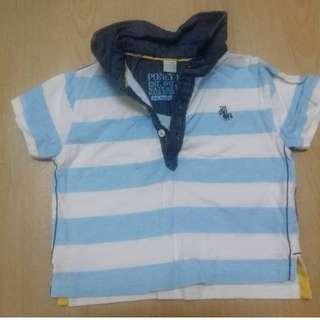 Poney Shirt (baju budak)