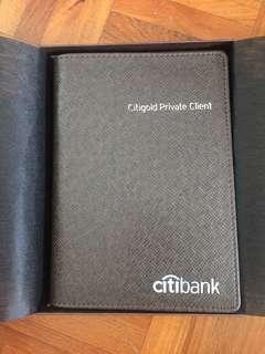 Citigold Private Client Notebook