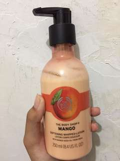 Body Lotion The Body Shop