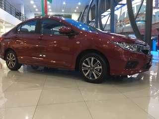 2019 Honda City 1.5 E CVT