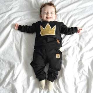 KING BABY SET