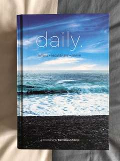 daily. Reflect - Recalibrate - Revive : a devotional by Barnabas Chong