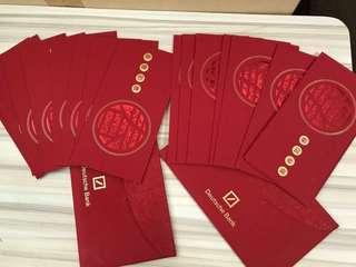 Deutsch Bank Angpo Packet