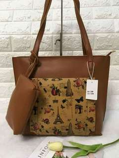 Lady's Bag with wallet