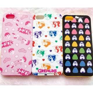 日本版 - iPhone 5S SE用手機殼 Case (Germins 小魔怪 亞松 Osomatsu)