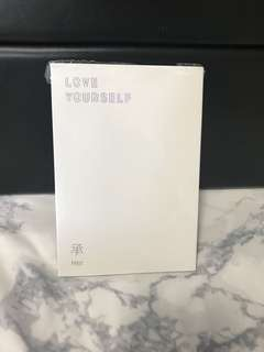 [UNSEALED, NEW] BTS LOVE YOURSELF: HER ('E' Version)