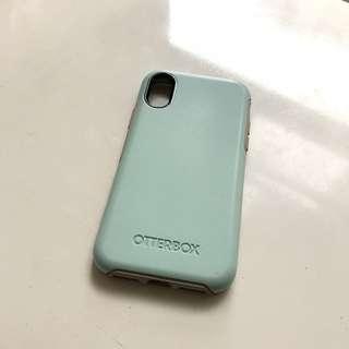 Otterbox iPhone X Symmetry 炫彩幾何系列保護殼 (9成半新)