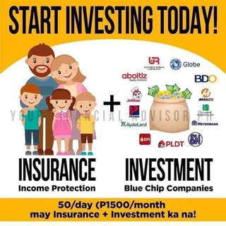 Protection, Savings & Investment
