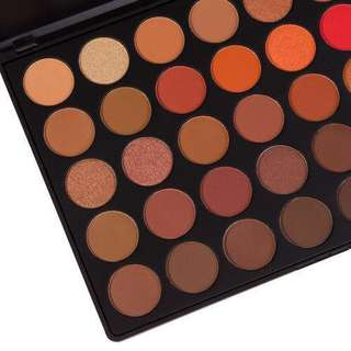 AUTHENTIC Morphe 35O2 35 Color Second Nature Palette