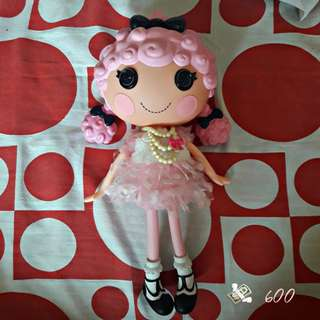 LIMITED EDITION LALALOOPSY DOLL