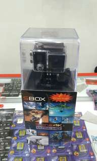 Camera action cam sbox