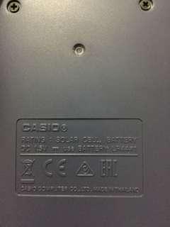 Kalkulator Casio Original
