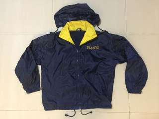 Brand New / Used PLMGS Reversible Windbreaker Hoodie Jacket 🧥#Cloths