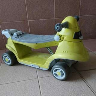 Smart Tike Ride N Scoot 2 in 1