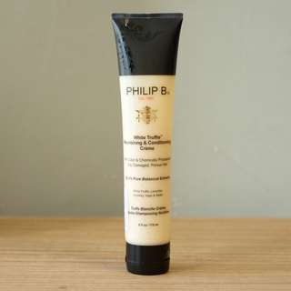 PHILIP B White Truffle Nourishing and Conditioning Cream 6 fl. Oz (USED)
