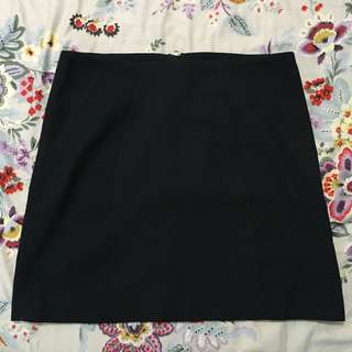 Ann Taylor LOFT Skirt (Black)