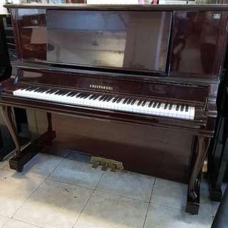 CRISTOFORI Upright Grand Piano CD-132