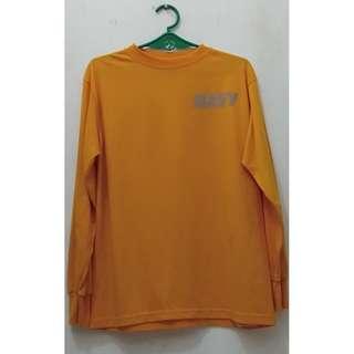 RUSH!!! Yellow Navy Sweater