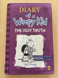 [WTS] DIARY OF THE WIMPY KID THE UGLY TRUTH