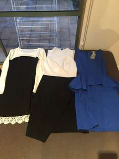 Corporate dresses bundle