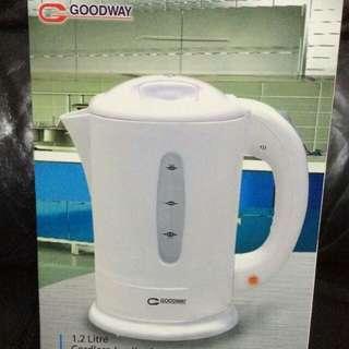 Goodway 威馬 1.2公升 電熱水壺 GK-213C Cordless Jug Kettle 家庭 電器