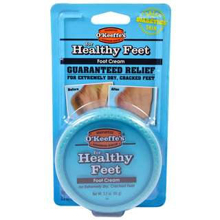 🚚 O'keeffe's - For Healthy Feet Foot Cream 3.2 oz (91 g)