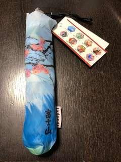Indeed 日本富士山景點傘