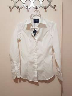 MJ Bale White Shirt