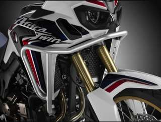 Africa twin crf1000l OEM cowl bar