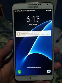 Samsung Galaxy Note 3 (Android 6.0)