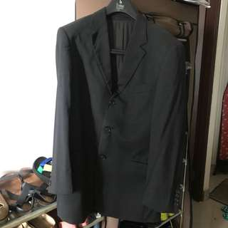 Hugo Boss Suit - Black