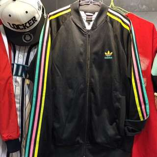 Adidas jacket 風褸 外套 not supreme stussy ape