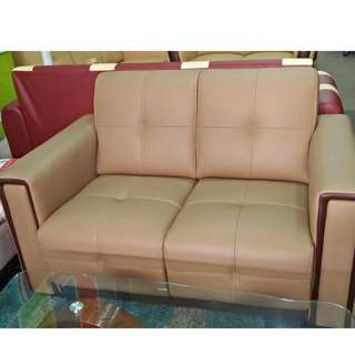 SOFA SET CASA LEATHER 2+3