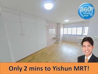 746 Yishun 3RM Flat for sale
