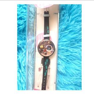 ON SALE: BLACK AUTHENTIC ELLE GIRL WATCH FOR KIDS