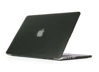MacBook Pro 15吋Retina磨砂黑色保護殼(底+面)包郵