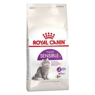 4kg Royal Canin Regular Sensible Dry Cat Food