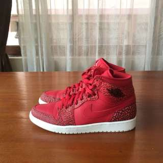 Nike Air Jordan 1 Red Elephant ORIGINAL